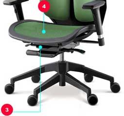 Ортопедические компьютерные кресла DUOREST