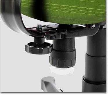 запатентованный механизм качания Duorest DR-7900