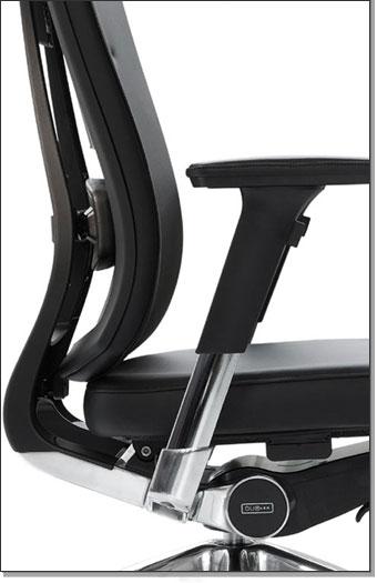 Ортопедическое кресло Duorest DuoFlex Leather